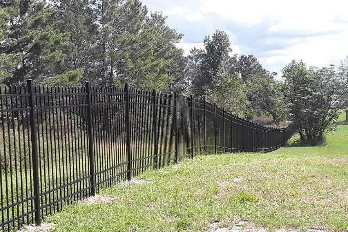 Why Should You Install A Fence Around Your Property?