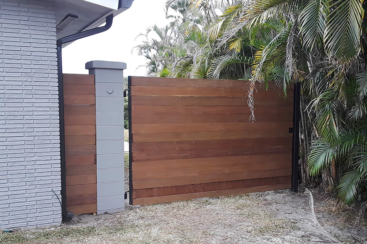 How To Build A Composite Fence