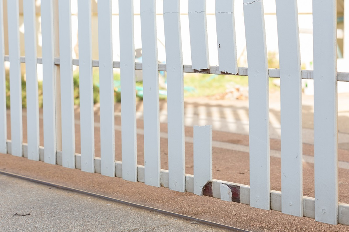 Five Steps to Inspect Your Fence for Storm Damage