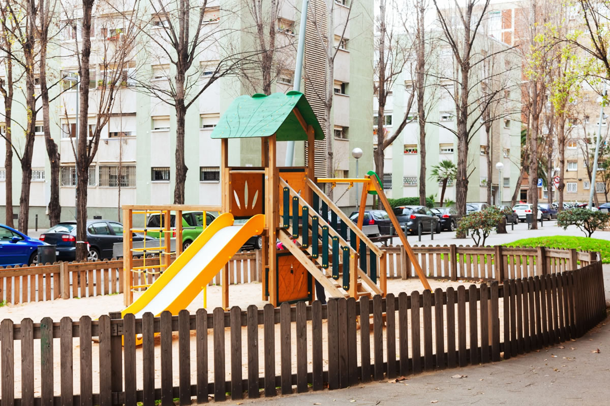 Five Tips to Designing a Playground in Your Recreational Facility