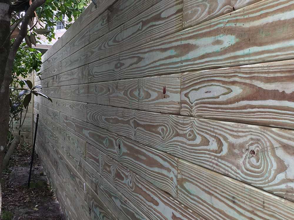 Byers Fence — Wood Fence